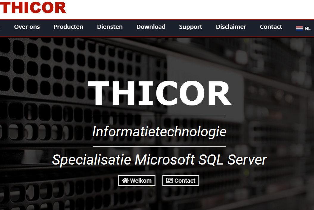 Thicor JB Webdesign & Ontwerp